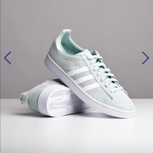 Adidas Campus Sneakers in Mint